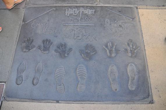 Fußabdrücke HP
